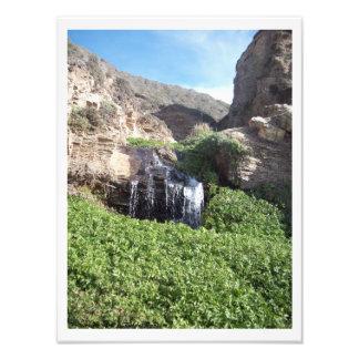 """Watering Waterfall"" Photo Print"
