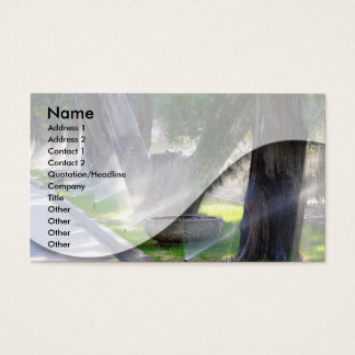 WateringRoad Business Card