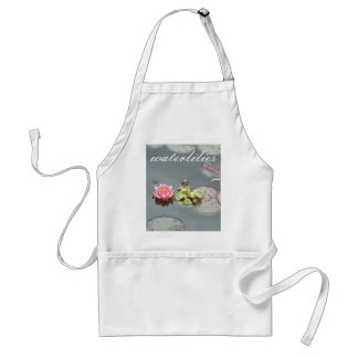 Waterlilies Apron