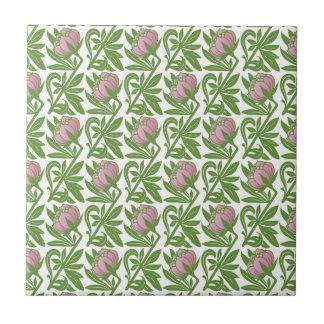 WaterLilies I Tile