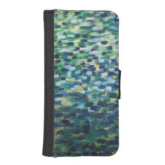 Waterlilies iPhone Wallet Case