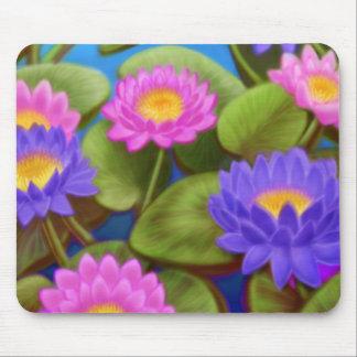 Waterlilies Mousepad