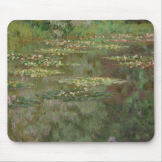Waterlilies or The Water Lily Pond Nympheas Mouse Pad
