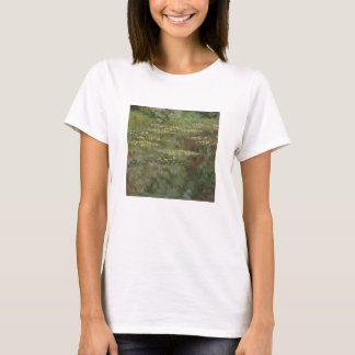 Waterlilies or The Water Lily Pond Nympheas T-Shirt