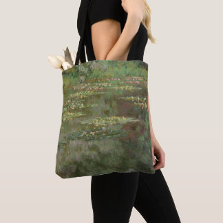 Waterlilies or The Water Lily Pond Nympheas Tote Bag