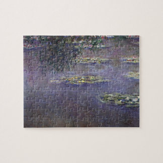 Waterlilies, Water Landcape by Claude Monet Jigsaw Puzzle