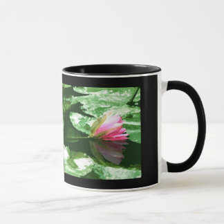 Waterlily Have you done your Tai Chi today? Mug