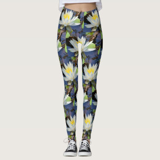 Waterlily Leggings