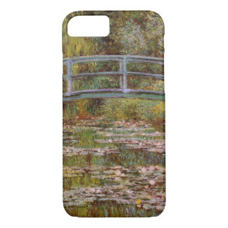 Waterlily Pond by Claude Monet iPhone 7 Case