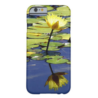 Waterlily with Reflection Barely There iPhone 6 Case