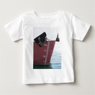 Waterline marked on the ship with scale numbering baby T-Shirt