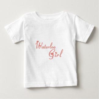 Waterloo Girl Baby T-Shirt