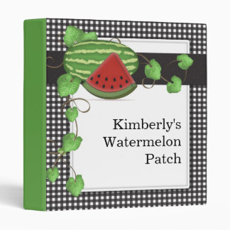 Watermelon Album Binders