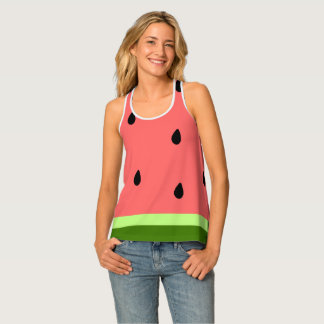 Watermelon all-over shirt
