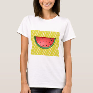 Watermelon and Polks Dots T-Shirt