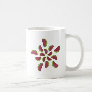 Watermelon Chew Candy Coffee Mug