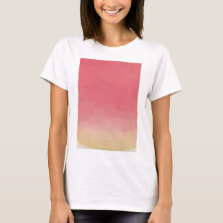 watermelon color T-Shirt