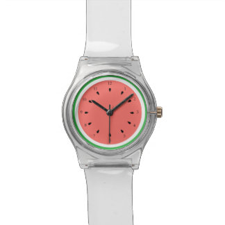 watermelon design watch