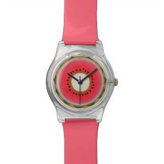watermelon donut watch