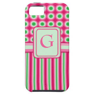 Watermelon Dots & Stripes iPhone 5 Covers