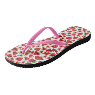 Watermelon Flip Flops your ideal gift beach time