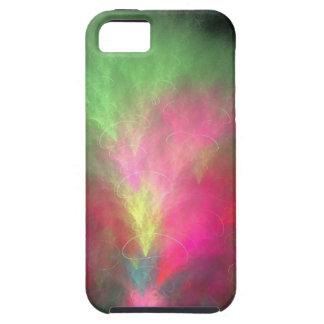 Watermelon fractal case for the iPhone 5