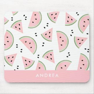 Watermelon frenzy mousepad