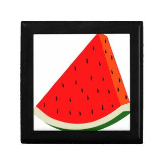 Watermelon Fruit harvest slice summer Gift Box