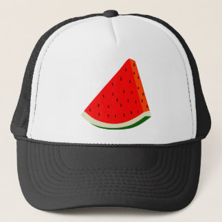 Watermelon Fruit harvest slice summer Trucker Hat
