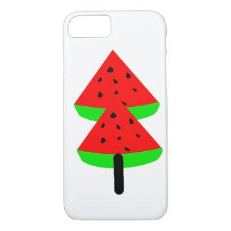 watermelon fruit tree iPhone 8/7 case