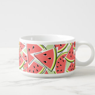 Watermelon Green chili bowl