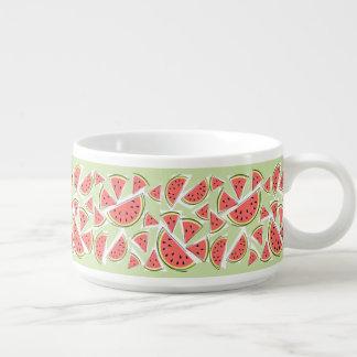 Watermelon Green Multi chili bowl