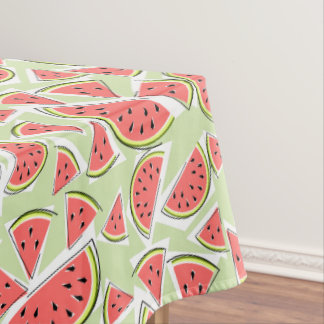 Watermelon Green Multi tablecloth