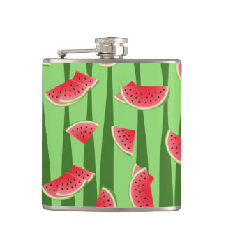 Watermelon Hip Flask