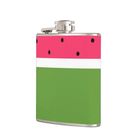 Watermelon Hip Flask