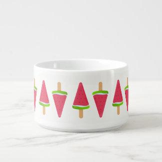 Watermelon Ice Cream Bowl