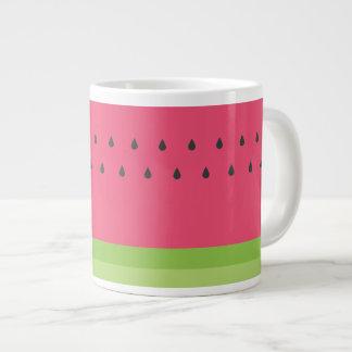 Watermelon Jumbo Coffee Mug