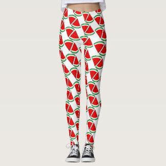 Watermelon Leggings