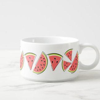 Watermelon Line chili bowl