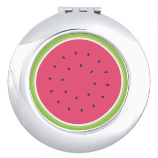 Watermelon Makeup Mirrors