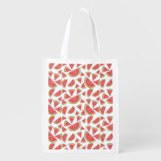 Watermelon Multi reusable bag