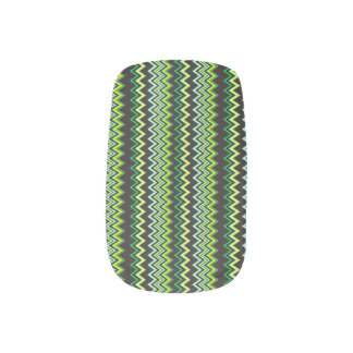 watermelon - nailart minx nail art