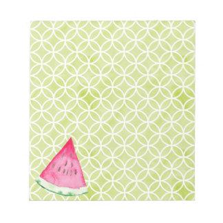 Watermelon Notepad