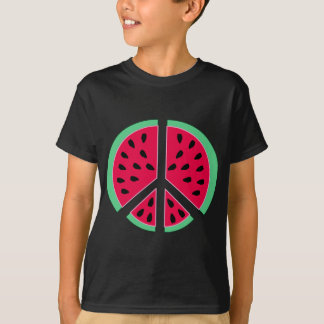 Watermelon of Peace T-Shirt