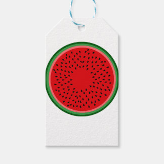 Watermelon Pack Of Gift Tags