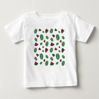 Watermelon Pattern Baby T-Shirt