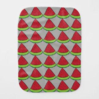 Watermelon Pattern Burp Cloth