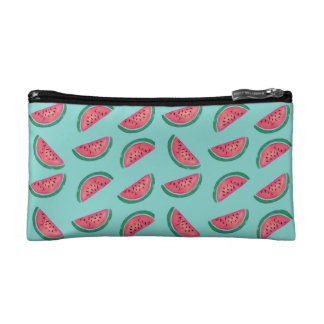 Watermelon Pattern Cosmetic Bag