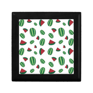 Watermelon Pattern Gift Box
