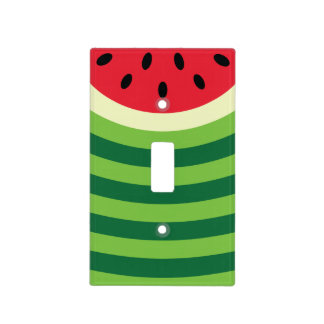 Watermelon Pattern Light Switch Cover